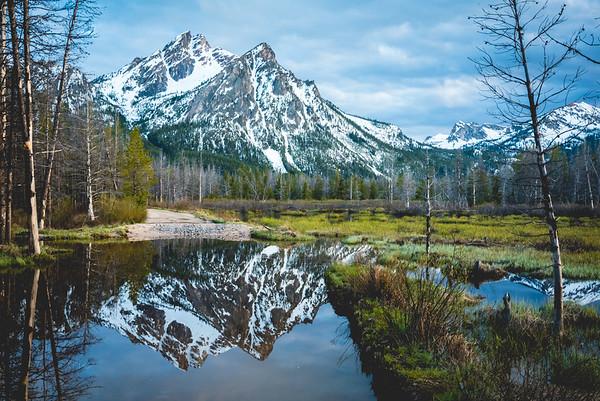 #VisitIdaho #Idahome #LostRivers, #IdahoExplored #SawtoothMountains #SawtoothNationalForest