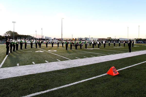 Saydel Band - Knoxville Game 2015 008