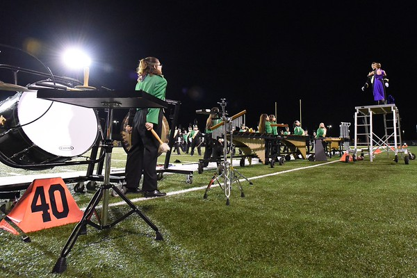 Saydel Band - Knoxville Game 2015 042
