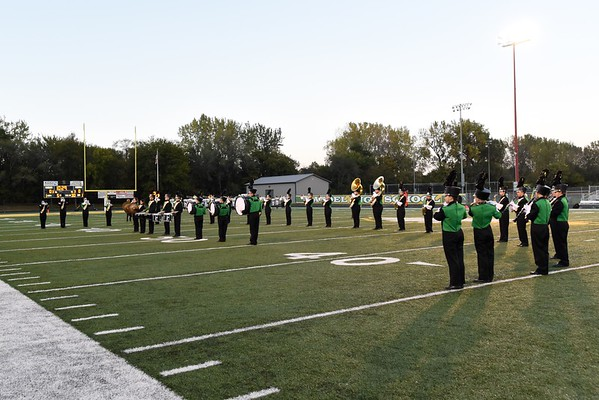Saydel Band - Knoxville Game 2015 007