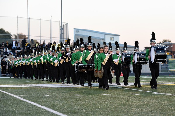 Saydel Band - Knoxville Game 2015 002