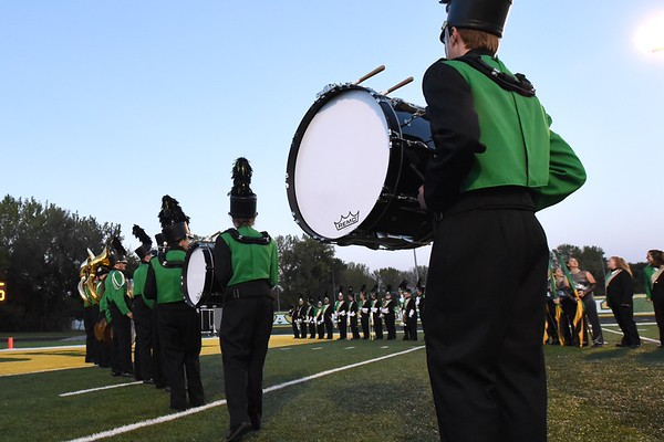 Saydel Band - Knoxville Game 2015 021