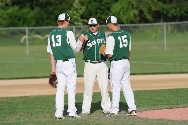 Saydel Varsity Baseball - South Hamilton 2013 11