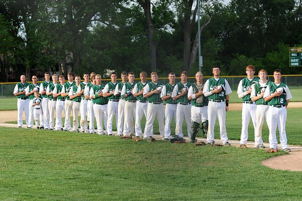 Saydel Varsity Baseball - South Hamilton 2013 09