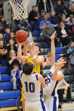 Boys Varsity Basketball @ Bondurant 2011-2012 146