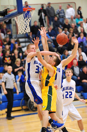 Boys Varsity Basketball @ Bondurant 2011-2012 145