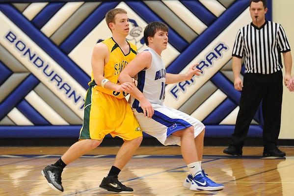 Boys Varsity Basketball @ Bondurant 2011-2012 154