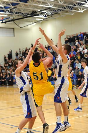 Boys Varsity Basketball @ Bondurant 2011-2012 100