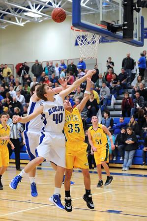 Boys Varsity Basketball @ Bondurant 2011-2012 078