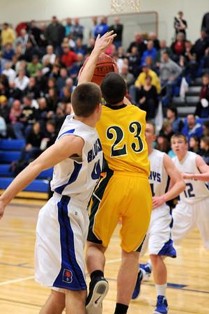 Boys Varsity Basketball @ Bondurant 2011-2012 073