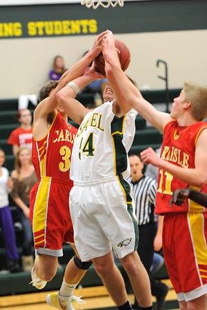Boys Varsity Basketball - Carlisle 2011-2012 091