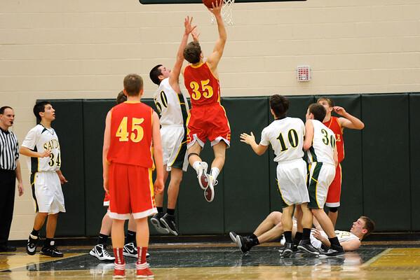 Boys Varsity Basketball - Carlisle 2011-2012 197