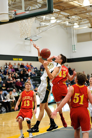 Boys Varsity Basketball - Carlisle 2011-2012 192