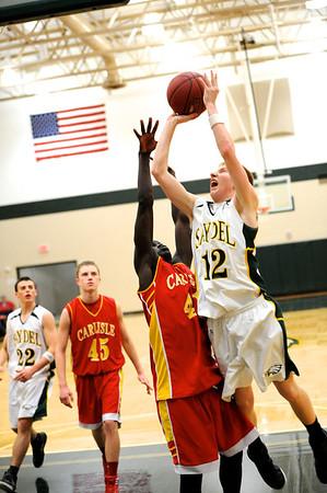 Boys Varsity Basketball - Carlisle 2011-2012 127