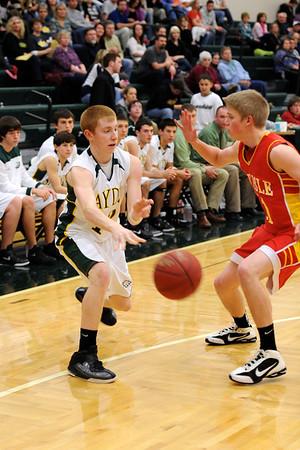 Boys Varsity Basketball - Carlisle 2011-2012 121