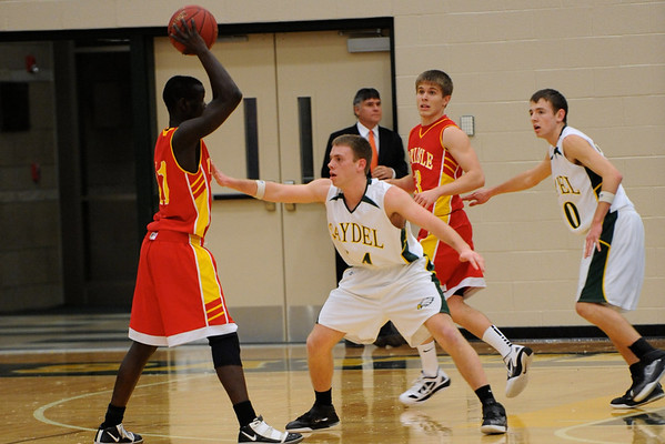 Boys Varsity Basketball - Carlisle 2011-2012 040