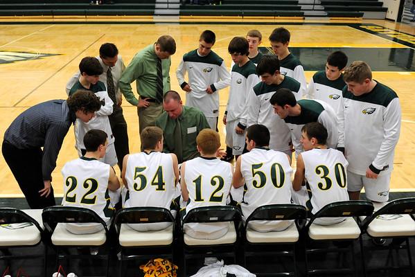 Boys Varsity Basketball - Carlisle 2011-2012 011