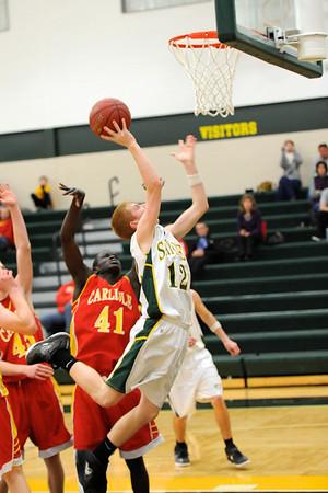 Boys Varsity Basketball - Carlisle 2011-2012 123