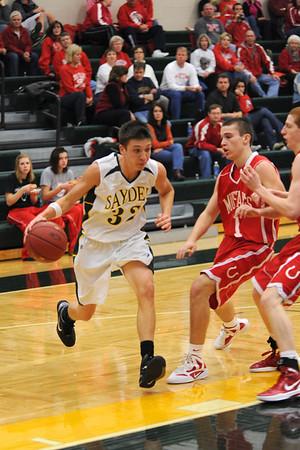Boys Varsity Basketball - DCG 2011-2012 135