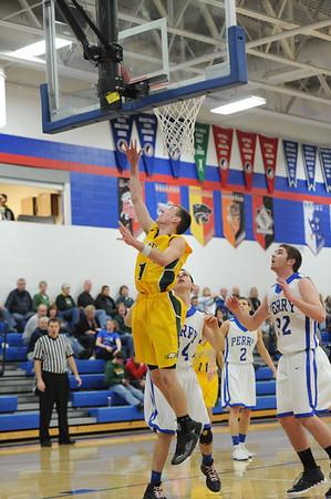 Boys Varsity Basketball @ Perry 2011-2012 068