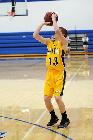 Boys Varsity Basketball @ Perry 2011-2012 010