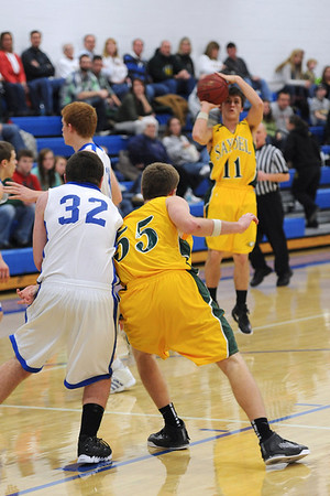 Boys Varsity Basketball @ Perry 2011-2012 099