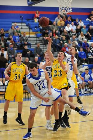 Boys Varsity Basketball @ Perry 2011-2012 015
