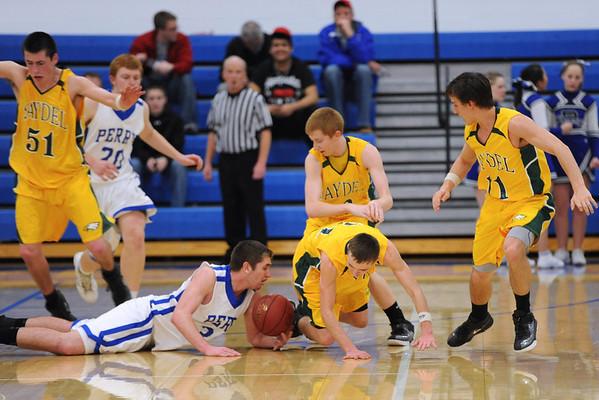 Boys Varsity Basketball @ Perry 2011-2012 101