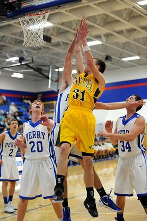 Boys Varsity Basketball @ Perry 2011-2012 031