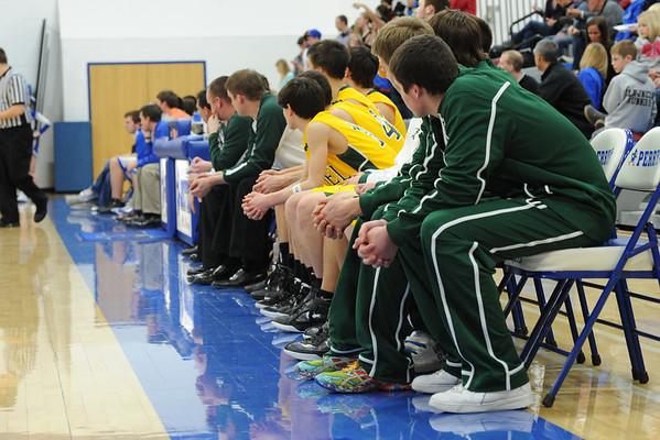 Boys Varsity Basketball @ Perry 2011-2012 062