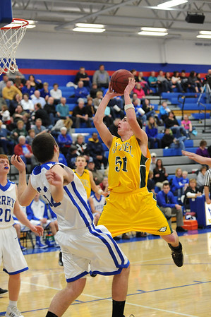 Boys Varsity Basketball @ Perry 2011-2012 013