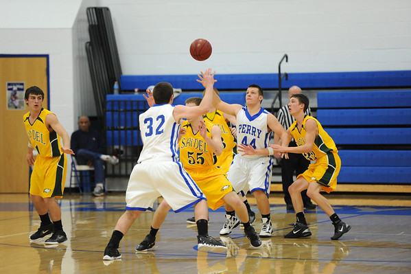 Boys Varsity Basketball @ Perry 2011-2012 032