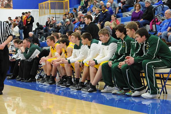 Boys Varsity Basketball @ Perry 2011-2012 073