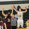 Boys Varsity Basketball - Clarke  021