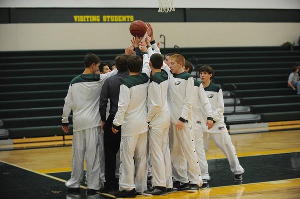Boys Varsity Basketball - Clarke  005