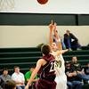 Boys Varsity Basketball - Clarke  026