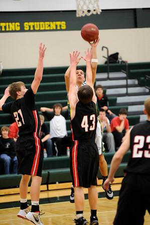 Boys Varsity Basketball - Newton 2011-2012 056