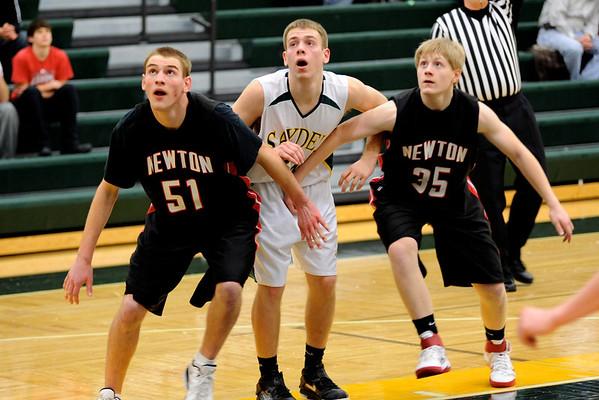 Boys Varsity Basketball - Newton 2011-2012 081