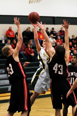 Boys Varsity Basketball - Newton 2011-2012 039