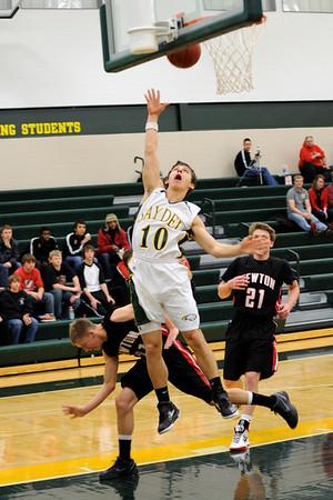 Boys Varsity Basketball - Newton 2011-2012 063
