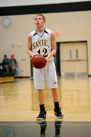 Boys Varsity Basketball - Newton 2011-2012 087