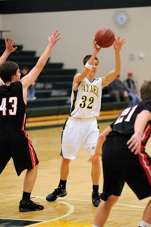 Boys Varsity Basketball - Newton 2011-2012 073