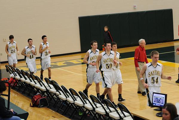 Boys Varsity Basketball - Newton 2011-2012 092