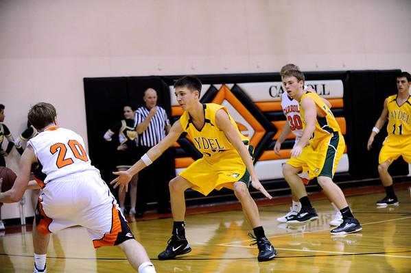 Boys Varsity Basketball - Carroll 2011-2012 021