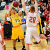 Boys Varsity Basketball @ DCG 2011 013