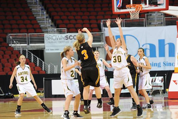 Girls Varsity Basketball - Winterset 2011-2012 120