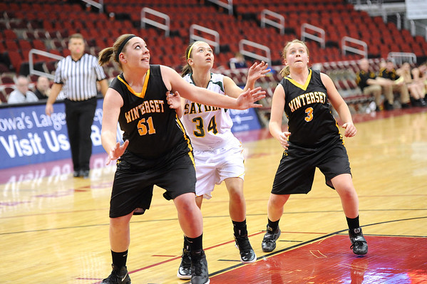 Girls Varsity Basketball - Winterset 2011-2012 135
