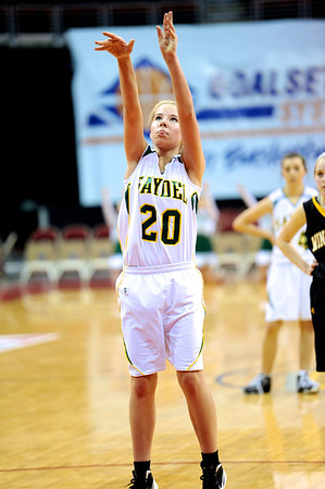 Girls Varsity Basketball - Winterset 2011-2012 089