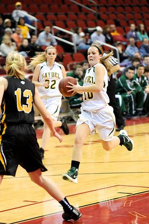 Girls Varsity Basketball - Winterset 2011-2012 075