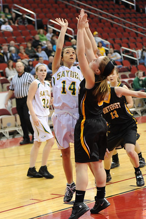 Girls Varsity Basketball - Winterset 2011-2012 059